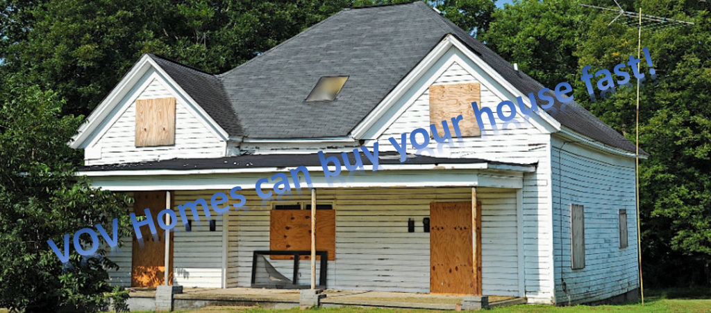 Need to sell house fast? We can buy your house regardless of its size, location, and condition.